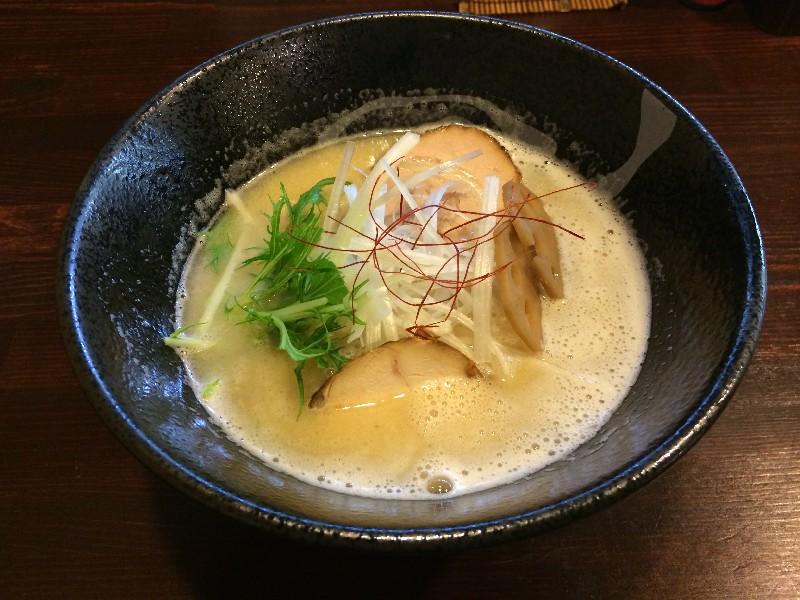 鶏白湯ソバ塩 鶏っぷ