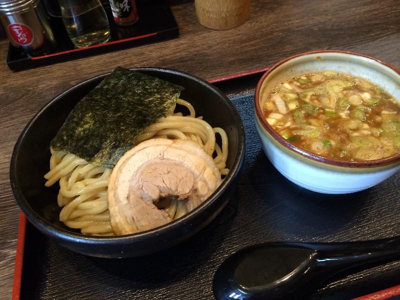 つけ麺 小(笹はら)