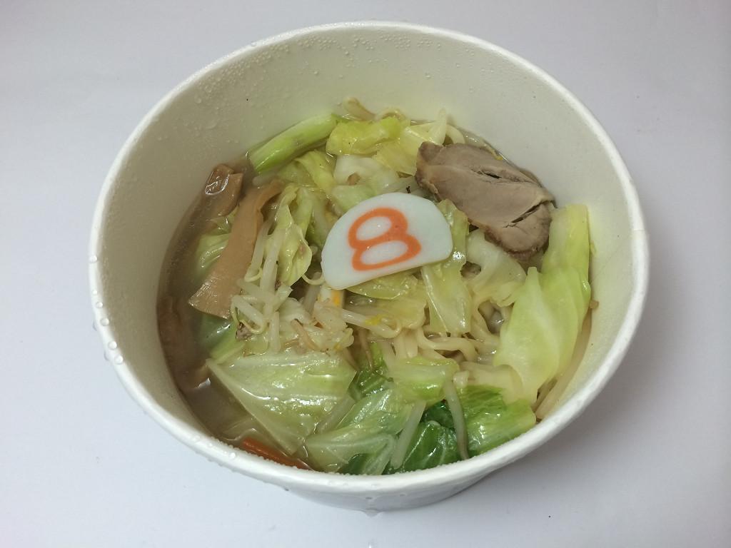 持ち帰り野菜らーめん 味噌